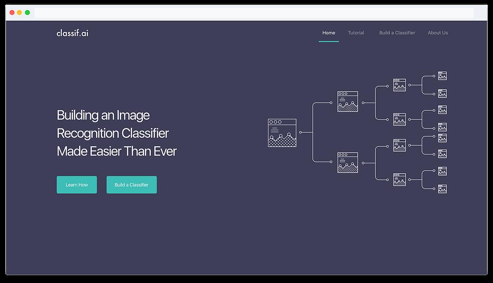 classif.ai   Interactive ML