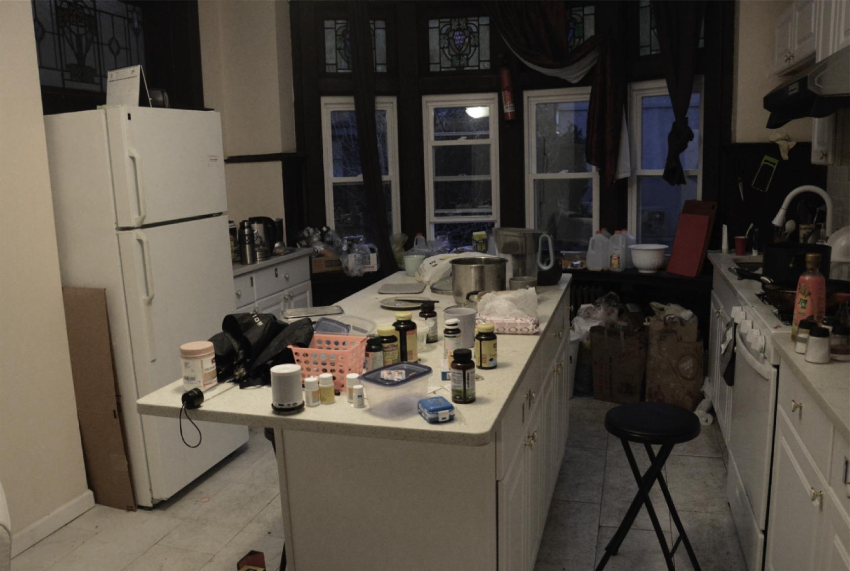 Most kitchen