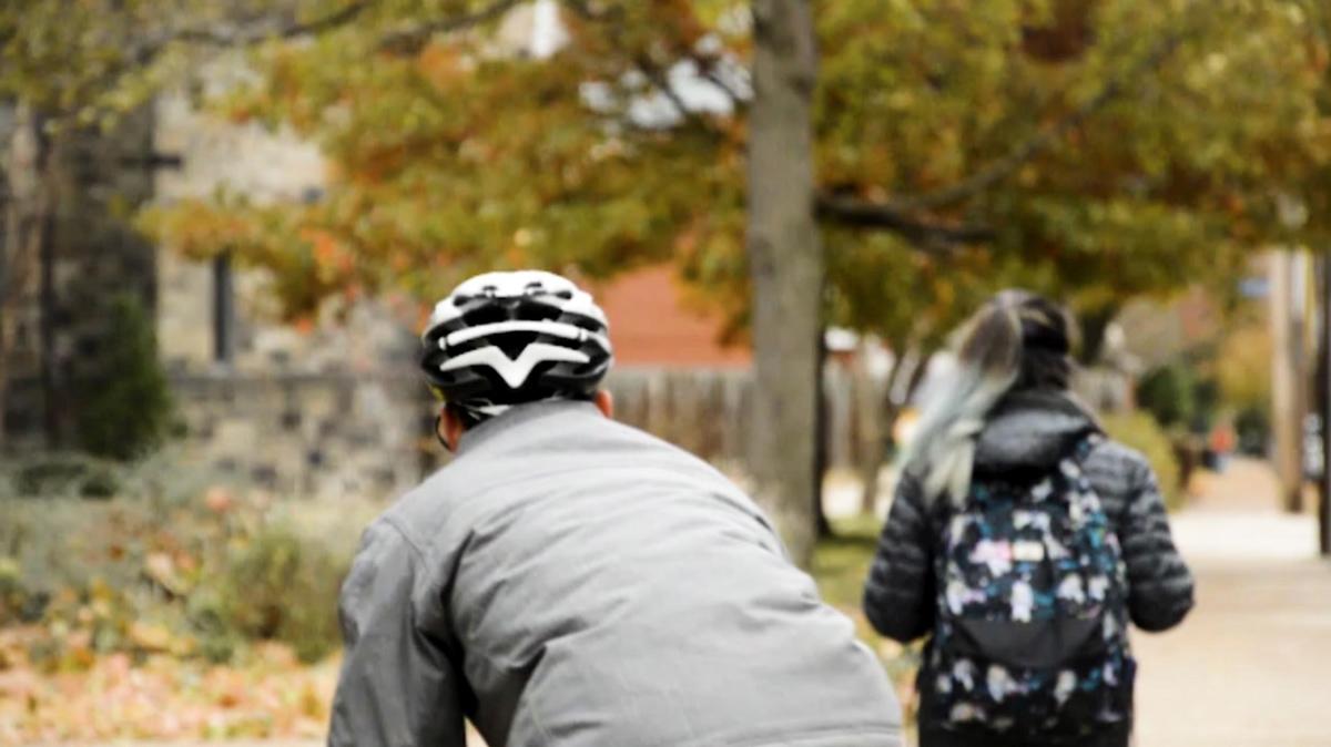 AI for Biker