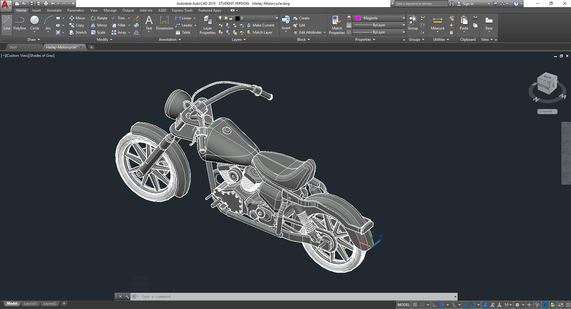 Autodesk Asset Library